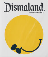 Banksy, 'Dismaland Bermusement Park Program and Mercury Magazine', 2015
