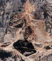Edward Burtynsky, 'Carrara Quarry #2', 1998