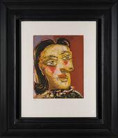 Pablo Picasso, 'Tête de femme n° 4 (Portrait of Dora Maar)', 1939