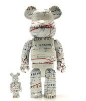 Jean-Michel Basquiat, 'Basquiat Version #2 Medicom Be@rbrick 400%', 2018