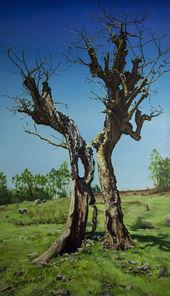 David O'Kane, 'I shall be like that tree', 2020