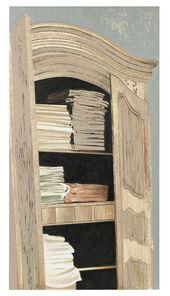 Mamma Andersson, 'Cabinet', 2016