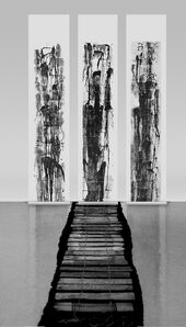 Tao Aimin 陶艾民, 'High Mountains and Flowing Water 高山流水', 2007