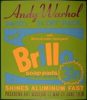 Andy Warhol, 'Brillo', 1970