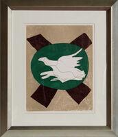 Georges Braque, 'San Lazarro et Ses Amis', 1975