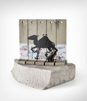 Banksy, 'Walled Off Hotel - Five-Part Souvenir Wall Section (Camel)'