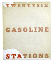 Ed Ruscha, 'Twentysix Gasoline Stations',  1962/1967