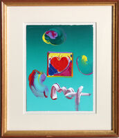 Peter Max, 'Heart', 2009