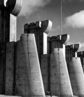 Margaret Bourke-White, 'Fort Peck Dam, Montana', 1936