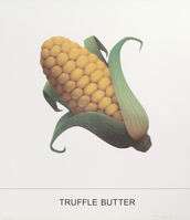 John Baldessari, 'Truffle Butter', 2018