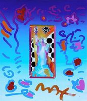 Peter Max, 'Statue of Liberty', 1998