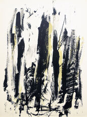 Trees (Jaune/noir)
