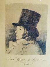 Franco Goya y Lucientes Pintor
