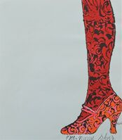 Andy Warhol, 'Gee Merrie Shoes', 1956