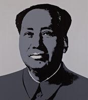 Andy Warhol, 'Mao (Grey)*', ca. 2010