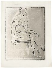 re Nude etching