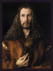 Me as Dürer