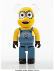 Dave 400%, from Despicable Me 3