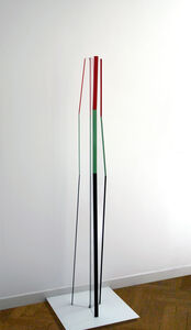 Daniel de Spirt, 'Colonne oblique n ° 6', 2005