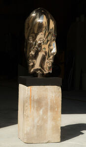Sonia Payes, 'Woman in Bronze', 2019