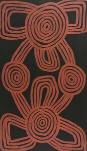 Ronnie Tjampitjinpa, 'Tingari Cycle', ca. 1996