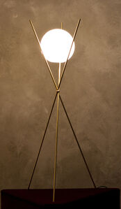 "Michael Anastassiades, '""Tree in the Moonlight"" floor light', 2012"