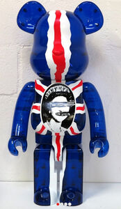 BE@RBRICK, 'BEARBRICK 1000% GOD SAVE THE QUEEN ', 2000 -2010