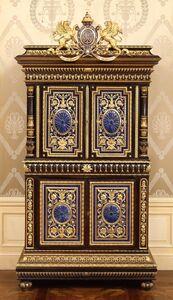 Firm of +Nichols and Plinke, 'Cabinet', 1873