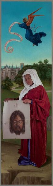 E2 - KLEINVELD & JULIEN, 'Ode to van der Weyden's Crucifixion', 2013