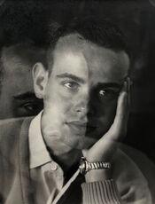 Portrait Of Jonathan Elkins
