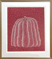 Yayoi Kusama, 'Red Colored Pumpkin, 1992', 1992