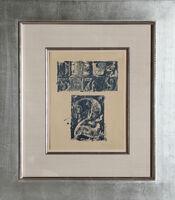 Jasper Johns, '0-9, Number 2', 1963