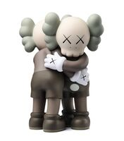KAWS, 'Together Vinyl Figure Brown', 2018