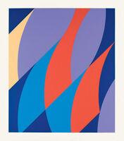 Bridget Riley, 'Large Fragment', 2006
