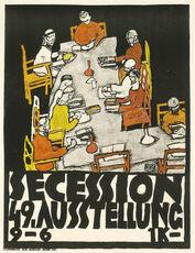 49th Secession Exhibition Poster