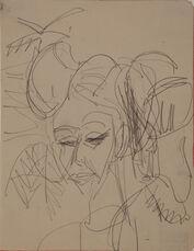 Frauenkopf (Gerda) (Woman's Head (Gerda))