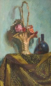 Vanessa Bell, 'Basket of Flowers', 1933