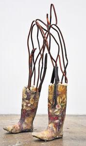 Christy Gast, 'Okeechobee Legs (Envelope)', 2011