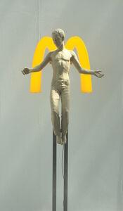 Alexander Kosolapov, 'Angel of cholesterol', 2010