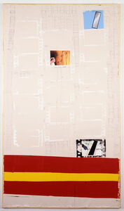 Cheryl Donegan, 'Scene 4: A Line is Not a Path', 1997