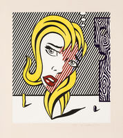 Roy Lichtenstein, 'BLONDE', 1978
