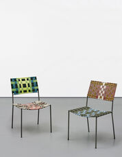 Two works: Onkel Stuhl (Uncle Chair)