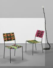 Two works: (i-ii) Onkel Stuhl (Uncle Chair)