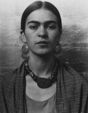 Frida Kahlo, Painter 2, 1931