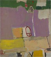 Richard Diebenkorn, 'Albuquerque #4', 1951