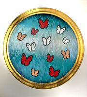 Hunt Slonem, 'Butterflies - 027', 2021