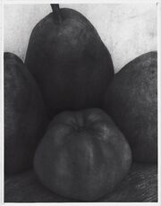 Three Pears and an Apple, France