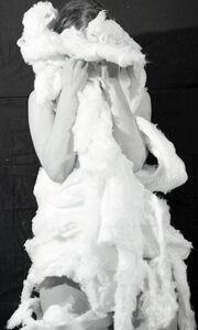 Teresa Tyszkiewicz, 'Cottonwool', 1981-1983