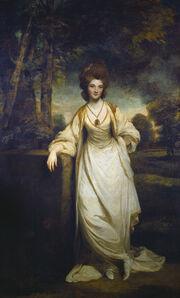 Joshua Reynolds, 'Lady Elizabeth Compton', 1780-1782
