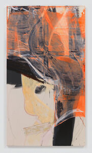 Rita Ackermann, 'Stretcher Bar Painting 11', 2016